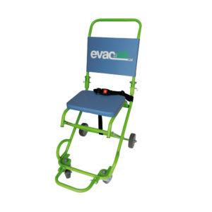 Evacusafe 4-wiel Transportstoel